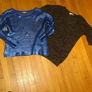 Sweaters - 2 for $24 EUC